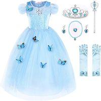 Déguisement - La robe De Cendrillon