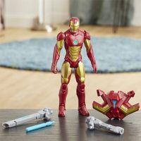 Marvel Avengers, Figurine Iron Man Titan Hero Blast Gear