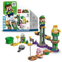 Super Mario - Les Aventures de Luigi - LEGO